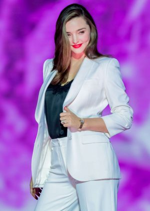 Miranda Kerr - Tmall 11.11 Global Shopping Festival Gala in Shanghai