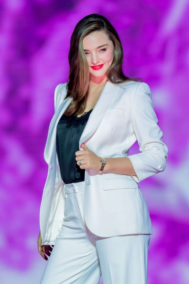 Miranda Kerr – Tmall 11.11 Global Shopping Festival Gala in Shanghai