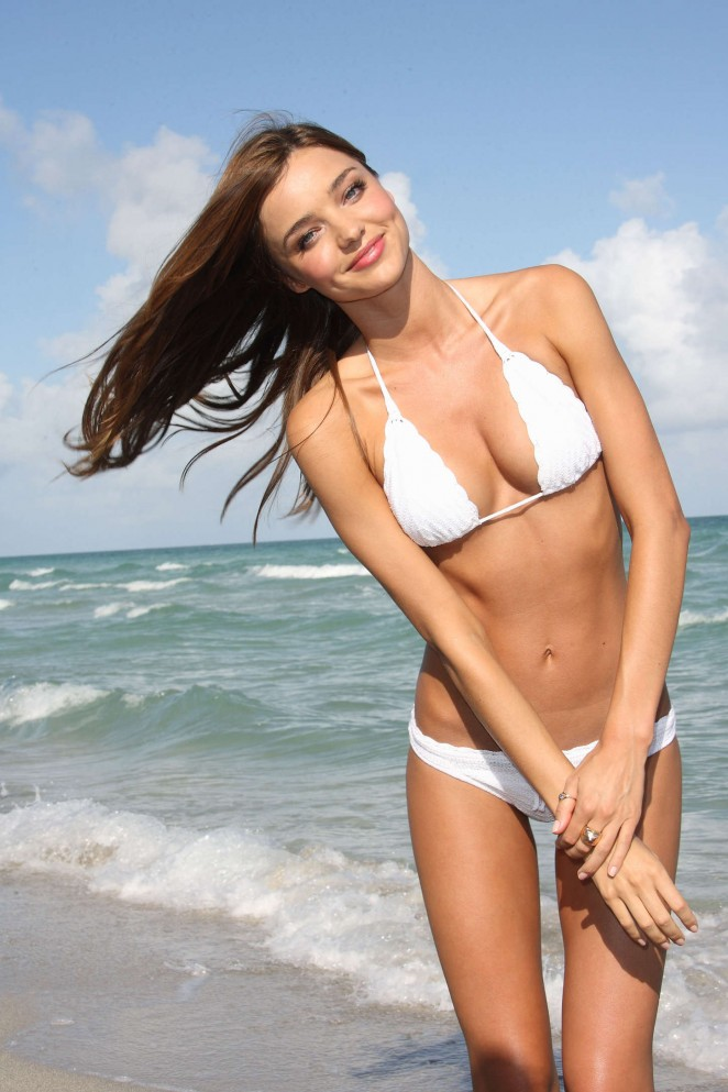 Miranda kerr bikini body can suggest