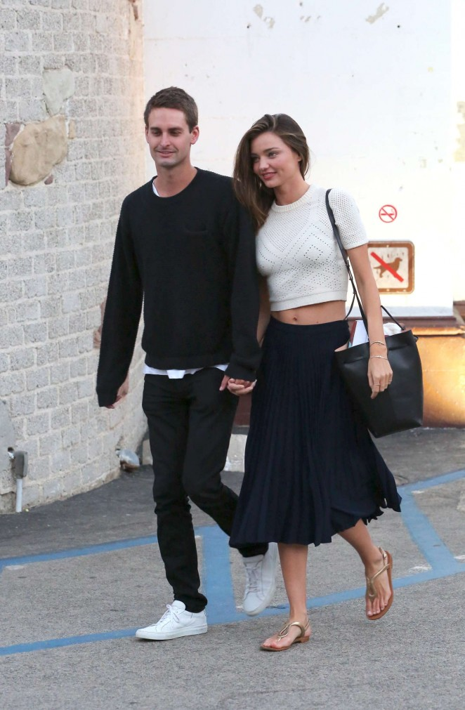 Miranda Kerr with Evan Spiegel Out in Malibu -25 – GotCeleb миранда керр и эван шпигель