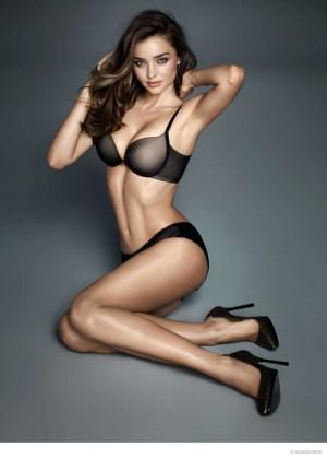 Miranda Kerr – Wonderbra 2015 Campaign adds