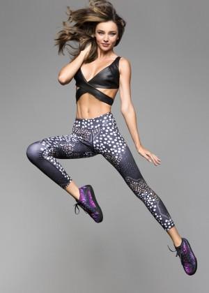 Miranda Kerr - Your Fitness Magazine (September 2015)