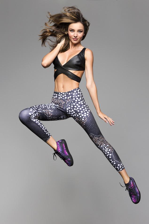 Miranda Kerr: Your Fitness Magazine 2015 -03