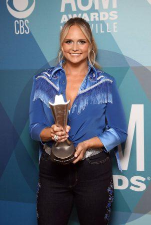 Miranda Lambert - 2020 Academy Of Country Music Awards in Nashville