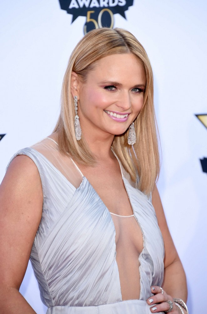 Miranda Lambert - 2015 Academy Of Country Music Awards in Arlington