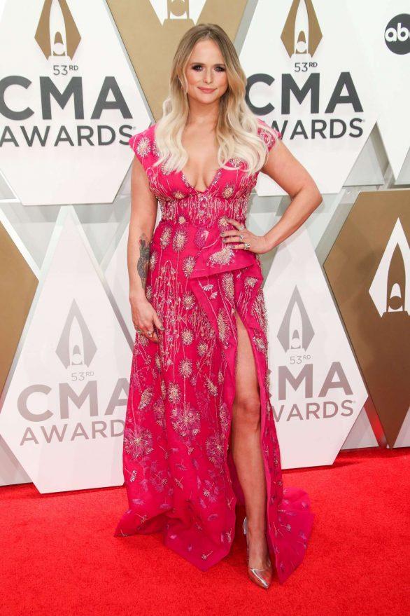 Miranda Lambert - 2019 CMA Awards in Nashville