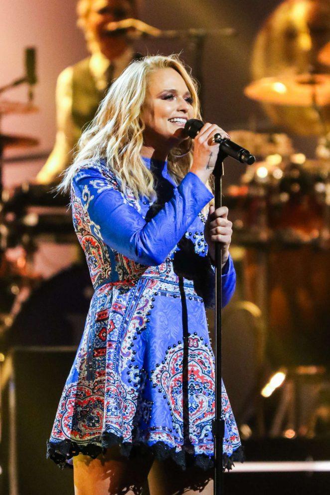 Miranda Lambert – 'Elton John – I'm Still Standing – A Grammy Salute' Concert in New York