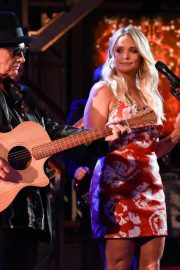 Miranda Lambert - On The Late Show with Stephen Colbert in New York