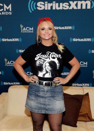 Miranda Lambert - SiriusXM's The Highway at Academy of Country Music Awards in Las Vegas