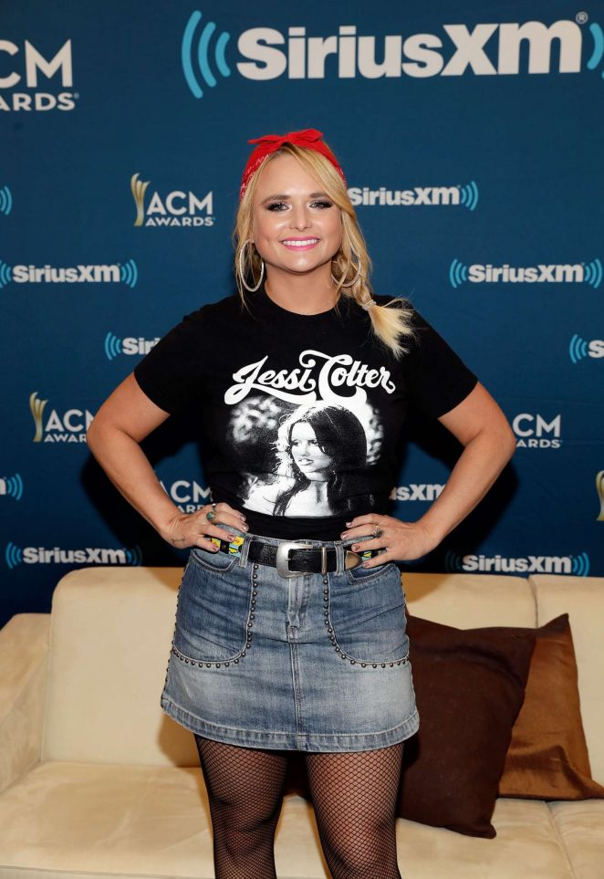 Miranda Lambert – SiriusXM's The Highway at Academy of Country Music Awards in Las Vegas