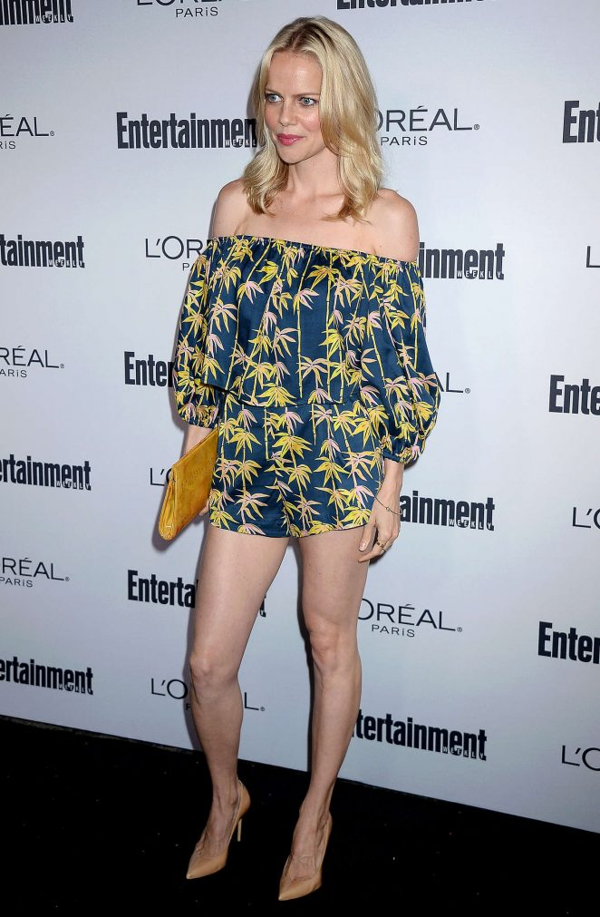 Mircea Monroe - 2016 Entertainment Weekly Pre-Emmy Party in Los Angeles