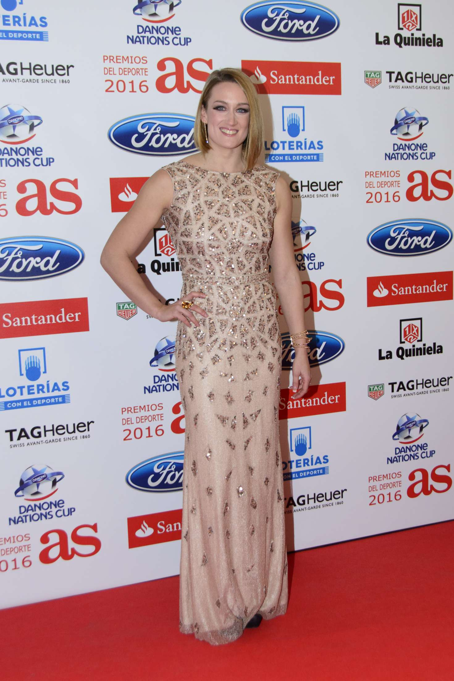 Mireia belmonte as sports person of the year awards 2016 04 full size