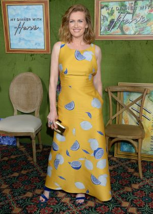 Mireille Enos - 'My Dinner with Herve' Premiere in LA