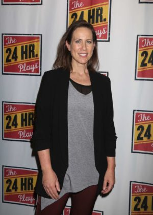 Miriam Shor - 24 Hour Plays on Broadway in New York