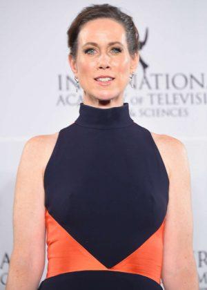 Miriam Shor - 44th International Emmy Awards in New York