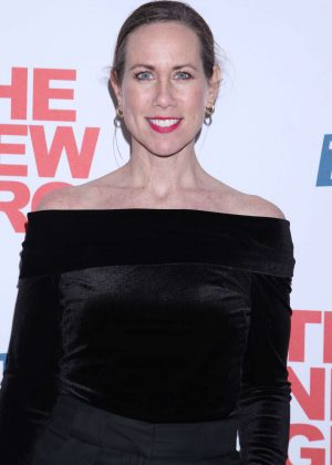 Miriam Shor - Sweet Charity Opening After Party in New York