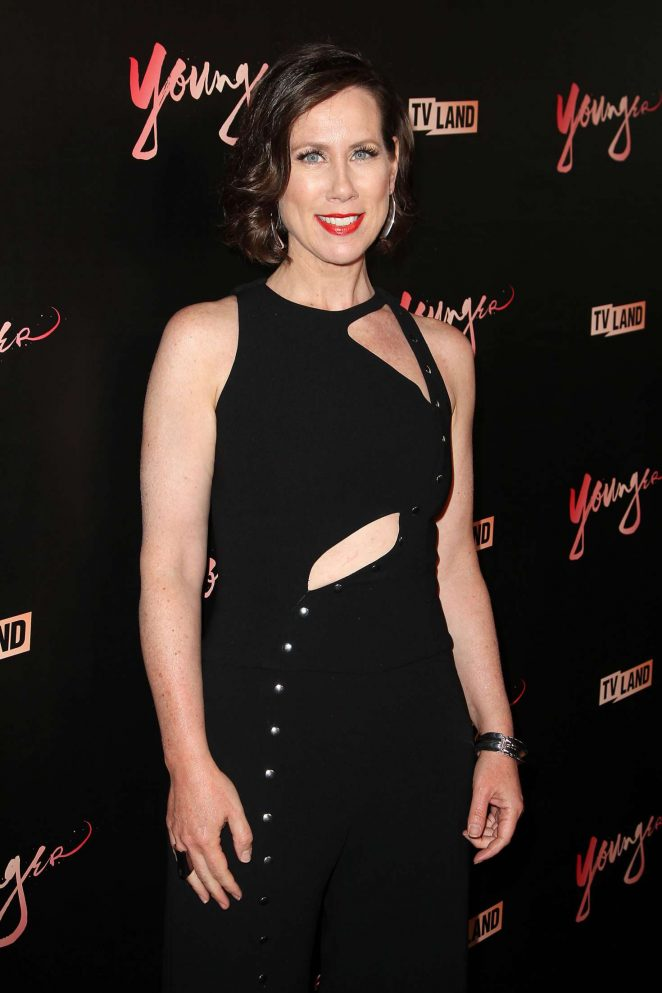 Miriam Shor - 'Younger' TV Show Premiere in New York