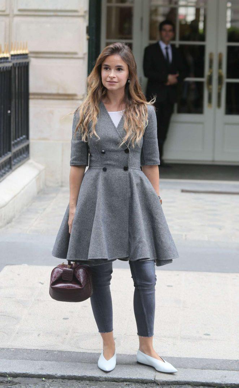 Miroslava Duma - Ralph and Russo Fashion Haute-Couture F/W 2016/2017 in Paris