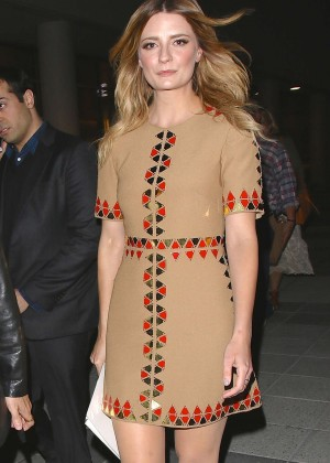 Mischa Barton - Alice + Olivia Fashion Show 2016 in Los Angeles