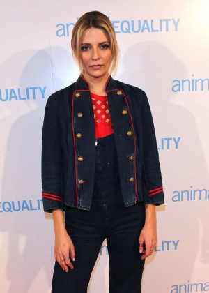Mischa Barton - Animal Equality 10th Anniversary Celebration Honoring Moby in LA