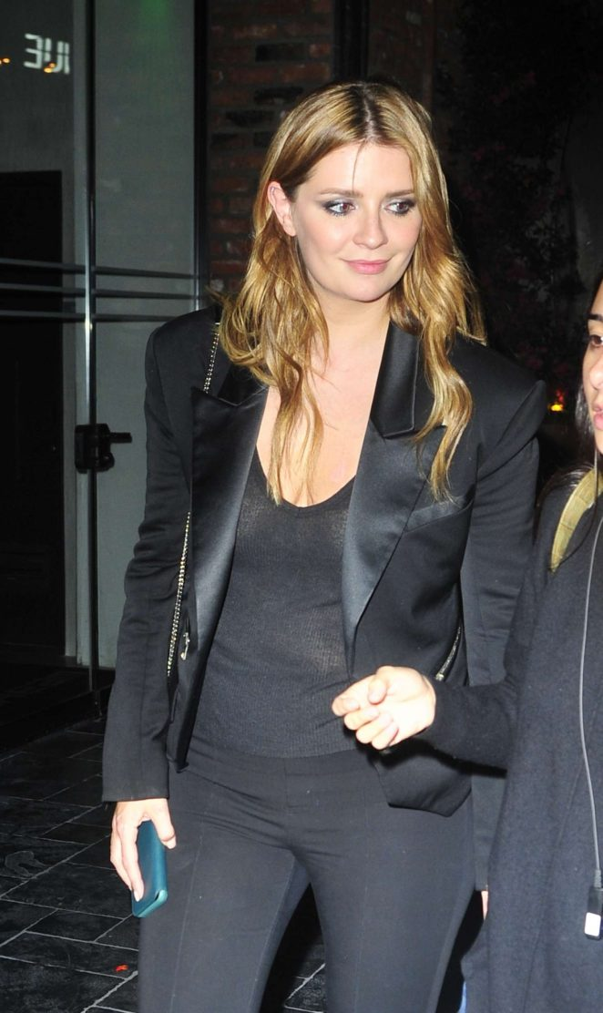Mischa Barton at Tao LA in Los Angeles
