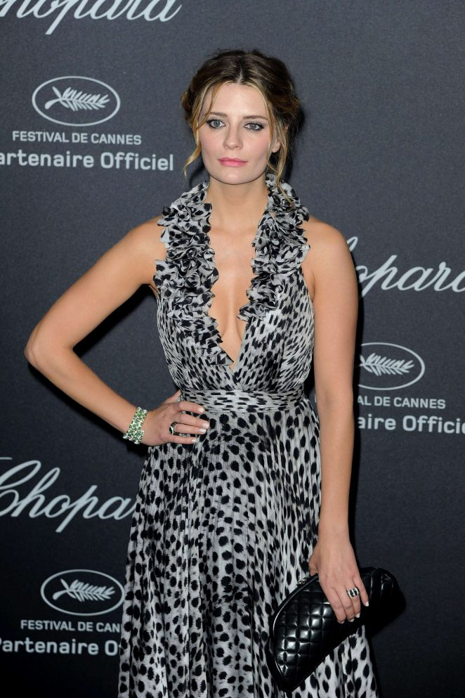 Mischa Barton - Chopard Party at 2016 Cannes Film Festival
