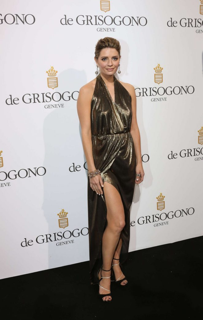 Mischa Barton - De Grisogono Party at 2016 Cannes Film Festival