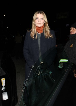 Mischa Barton - Leaves The Nice Guy Club in West Hollywood