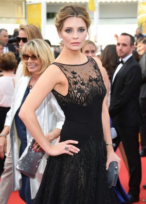 Mischa Barton - 'Loving' Premiere at 2016 Cannes Film Festival