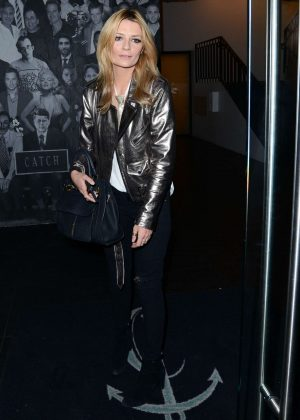 Mischa Barton night out in West Hollywood
