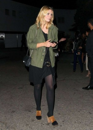 Mischa Barton out in West Hollywood