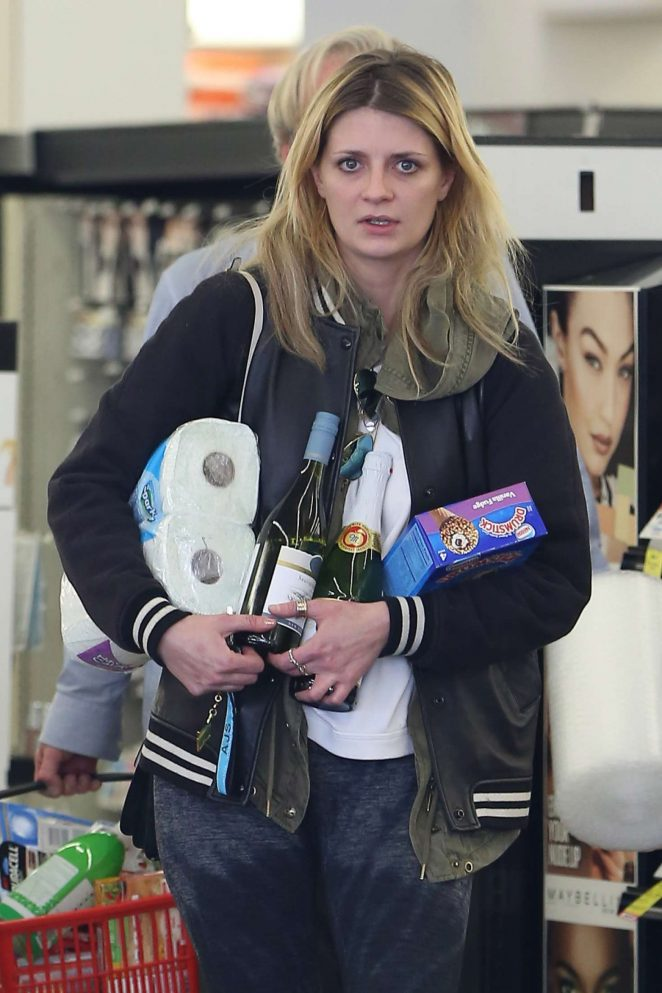 Mischa Barton out shooping in Los Angeles