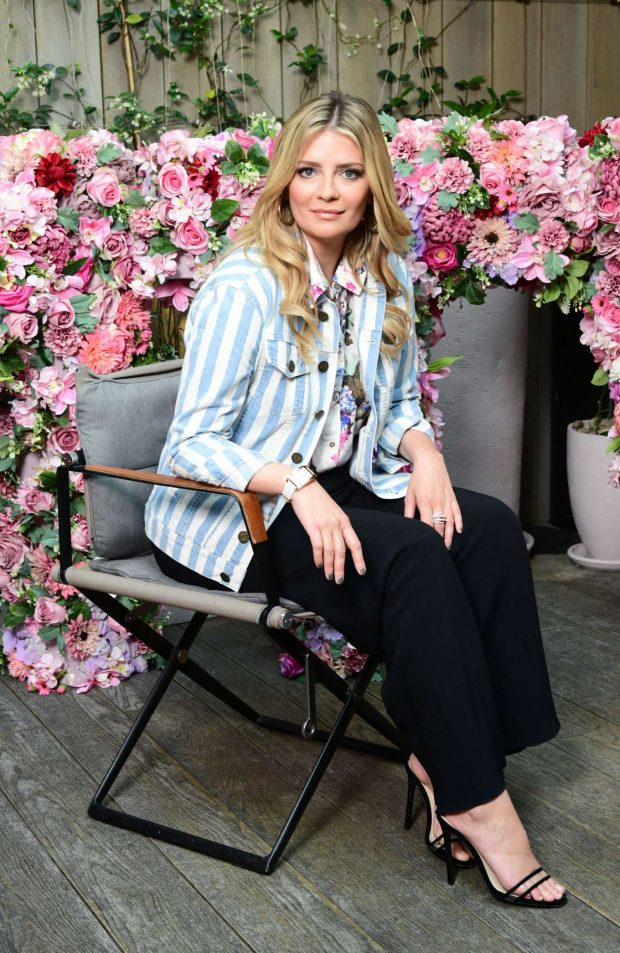 Mischa Barton - 'The Hills: New Beginnings' Press Tour in London