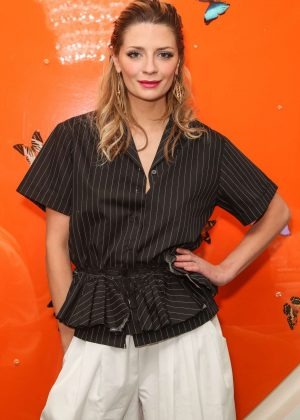 Mischa Barton - TOME Dinner celebrating White Shirt Project and Freedom For All Foundation in LA