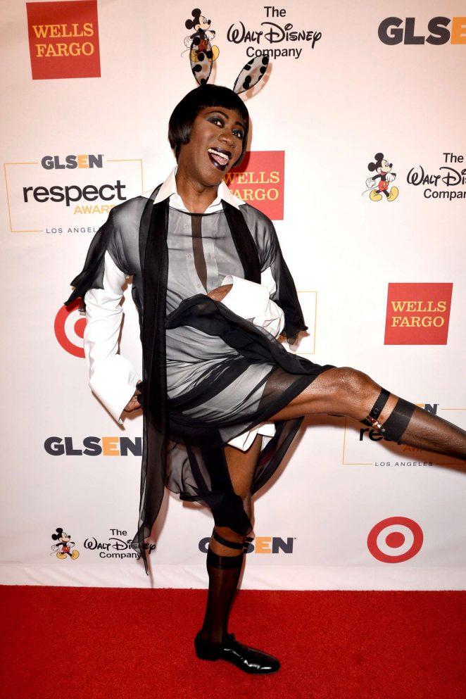 Miss J - 2016 GLSEN Respect Awards in Los Angeles
