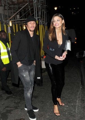 Misse Beqiri - Leaving Maybelline - Bring on the Night party in London