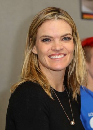 Missi Pyle at Comic Con London 2017