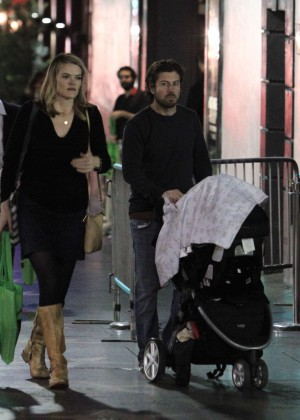 Missi Pyle out in Hollywood