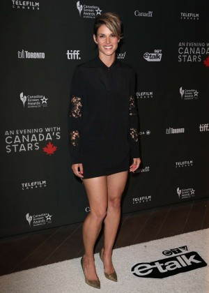 Missy Peregrym - 2016 An Evening With Canada's Stars in Beverly Hills
