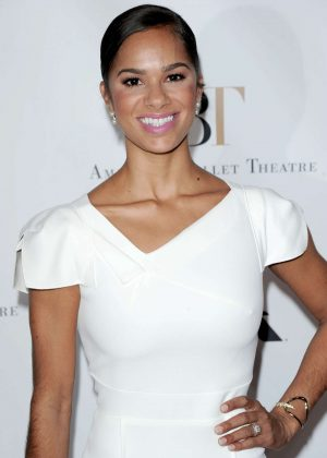 Misty Copeland - American Ballet Theater 2016 Fall Gala in New York