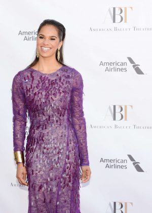 Misty Copeland - American Ballet Theatre's Spring Gala 2016 in NY