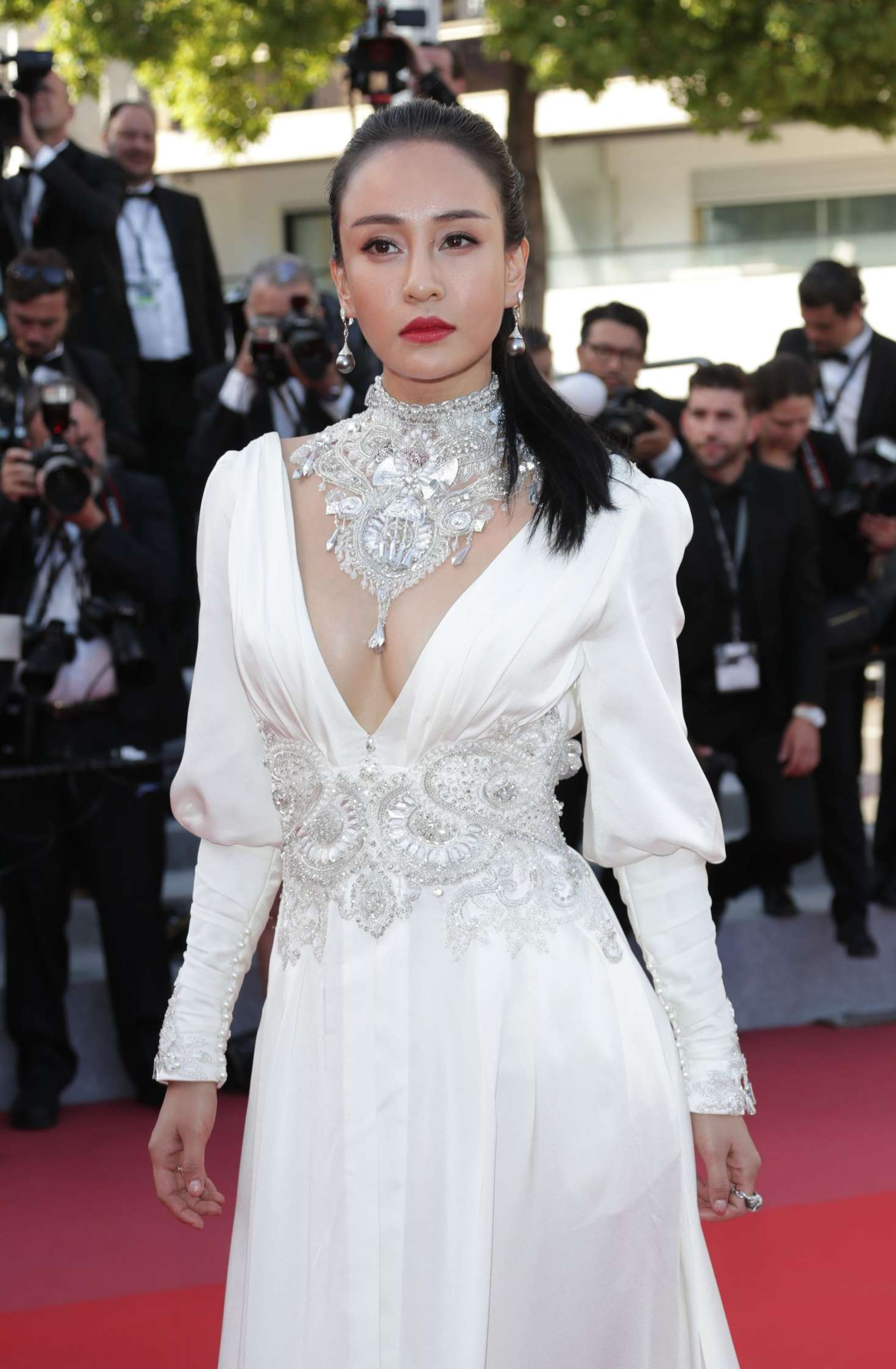 Miya Muqi – 'Ash Is The Purest White' Premiere at 2018 Cannes Film Festival