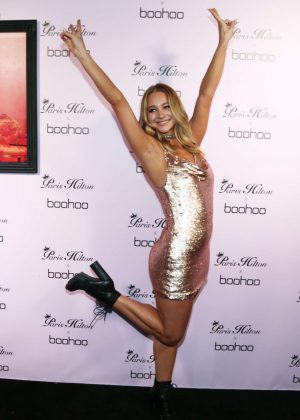 Mollee Gray - Paris Hilton x boohoo Official Launch Party in West Hollywood