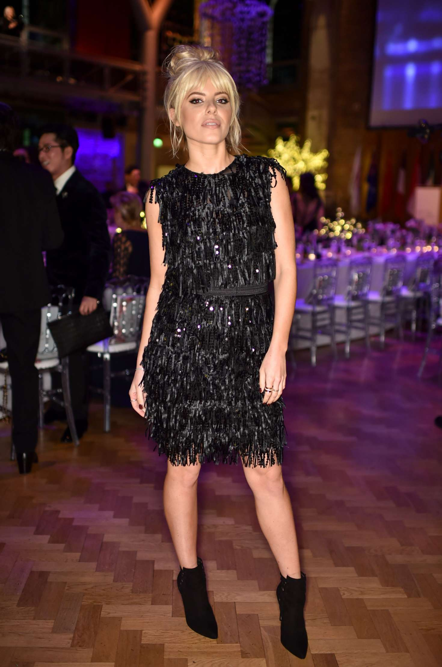 Mollie King – Asian Couture Federation Gala Dinner in London   Mollie-King:-Asian-Couture-Federation-Gala-Dinner--02