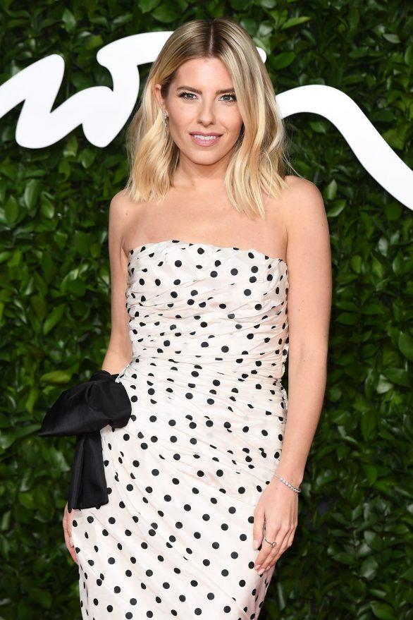 Mollie King - Fashion Awards 2019 in London