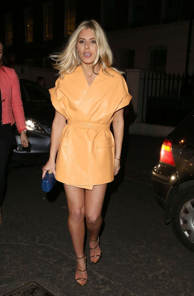 Mollie King: Dom Perignon Party -03