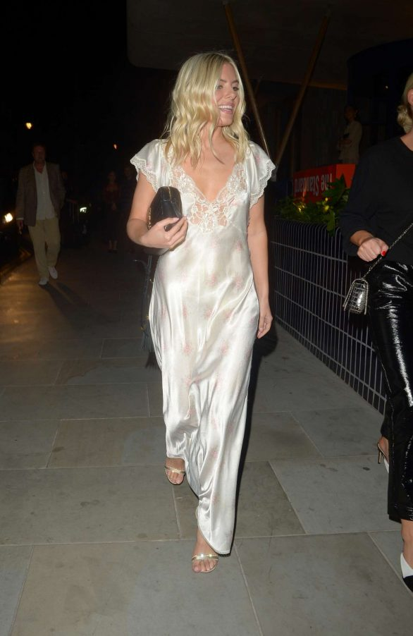 Mollie King 2019 : Mollie King – Love and YouTube Fashion Week Party in London-04