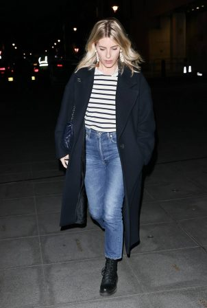 Mollie King - Night out in London