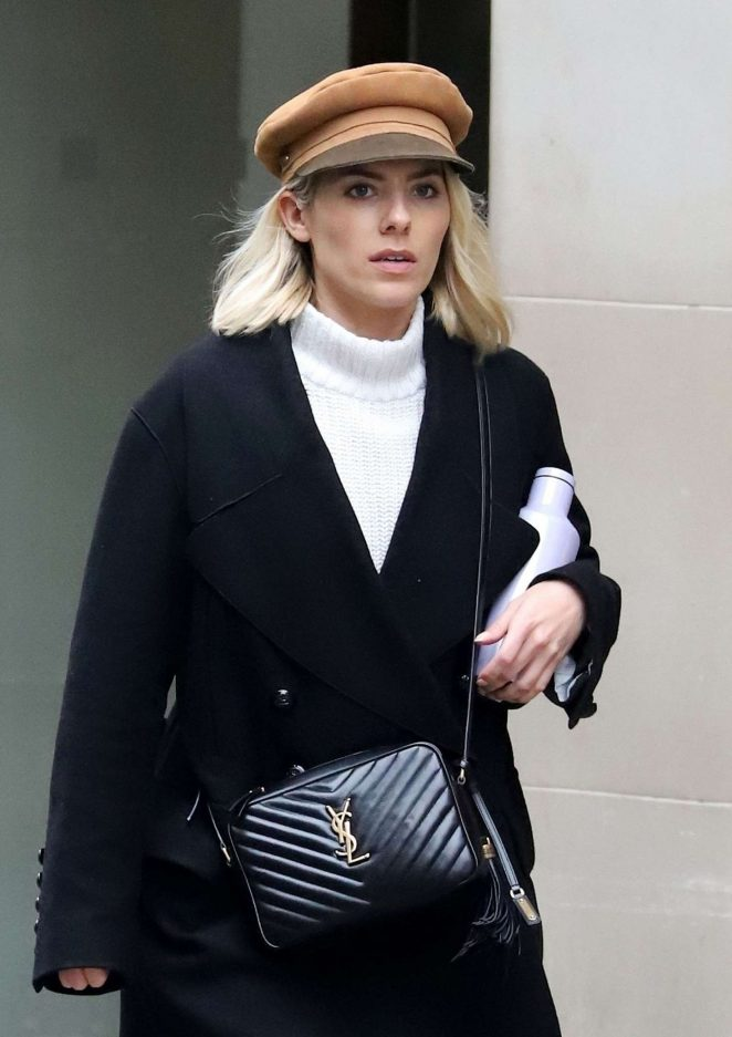 Mollie King – Out in Mayfair