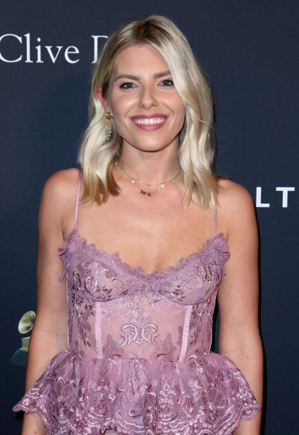 Mollie King - Recording Academy and Clive Davis pre-Grammy Gala in Beverly Hills